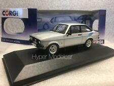 VANGUARDS 1/43 Ford Escort MKII 1.6 Harrier 1979 Silver Art.VA12611
