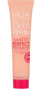 MUA SKIN DEFINE MATTE PERFECT PRIMER BRAND NEW & SEALED ONLY £2.99 FREE POST !!!