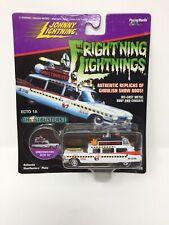 CARS : FRIGHTNING LIGHTNING ECTO 1A GHOSTBUSTERS 2 MOBILE DIE CAST MODEL
