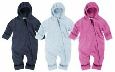 Playshoes Fleece-overall Rose Größe 68