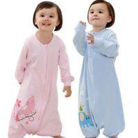 Baby Sleeping Bag Toddler Bedding Blanket Clothes Zipper Pajamas Sleepwear 1PC