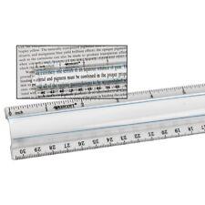 Westcott 12-inch Magnifying Ruler