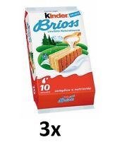 30x Kinder Ferrero Brioss Kuchen mit Milch italienisch classic brioche kekse