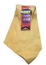 Kent Car Care Large Synthic Chamois Shammy Extra Absorbent Tough Approx.3.75 sq