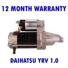 Daihatsu Yrv 1.0 2001 2002 2003 2004 2005 2006-2015 Motor de Arranque