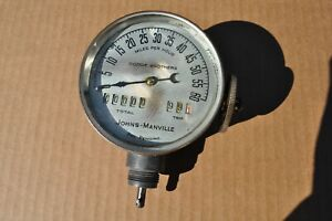 1915-1916 Dodge Brothers Johns-Manville speedometer