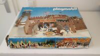 playmobil 3419 setnr. randall ovp cowboy, indian, native, fort, western, vintage