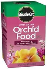 (1) Scotts 1001991 Miracle Gro 8 Oz 30-10-10 Orchid Plant Food - 105565