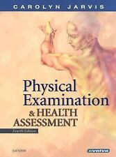 Physical Examination and Health Assessment 4th Textbook ~ Carolyn Jarvis