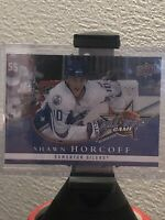 2008-09 Upper Deck Fat Pack All-Stars Shawn Horcoff #AS10 FREE SHIPPING