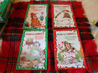 LOT OF 4 REDNECK CHRISTMAS GREETING CARDS