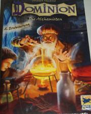 Hans im Glück Dominion 2. Erweiterung Die Alchemisten 48210, Neu & OVP