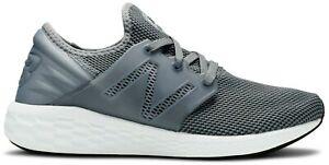 New Balance Men's Fresh Foam Cruz v2 Shoes NEW AUTHENTIC Grey/White MCRUZRG2