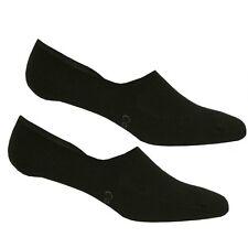 Calvin Klein 2-Pack No-Show Shoe Liner Socks, Black