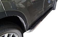 Aluminum Running Board Side Step Nerf Bars [Fits: 2013-2017 Infiniti JX35 QX60]