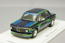 Spark 1/43 BMW 2002 ti 1971 tuned by ALPINA from Japan