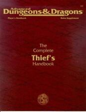 The Complete Thief's Handbook: Player's Handbook Rules Supplement, 2nd Edition (