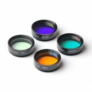 Meade RGB CCD Color Filter Set for Deep Sky Imager Pro and Others # 04530
