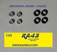 1/43 Cerchi Wheels Opel Ascona