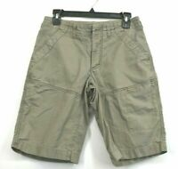 511 Tactical Series Men's Size 28 100% Cotton Tan Khaki Outdoor Casual Shorts