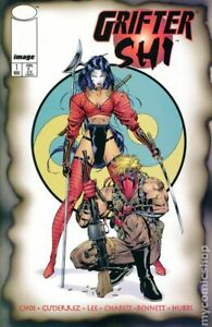 Grifter Shi #1 VF 1996 Stock Image
