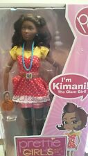 prettie girls doll KIMANI 12 inch fashion figure designed by Stacey Mcbride-Irby
