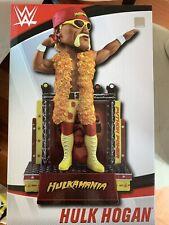 2020 Hulk Hogan  Bobblehead WWE Wrestling WWF Wrestlemania WCW NEW 8inch