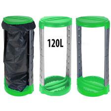 Pattumiere verde per 120L