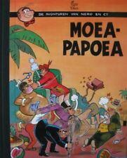 Nero (Middelkerke) 3: Moea-Papoea.               Hardcover met linnen rug!