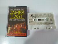 James Last Orquesta de James Last en Concierto 1987 - Cinta Tape Cassette 2T