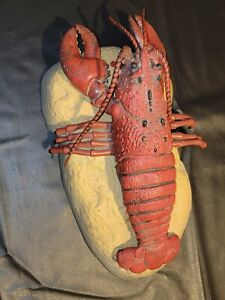 Vintage Rocky The Singing Lobster Gemmy 2000 Sings & Moves Tested