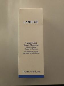 Laneige Cream Skin Toner/Moisturizer New In Box
