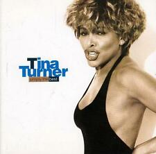 CD audio.../...TINA TURNER.../....SIMPLY THE BEST.....