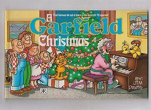 GARFIELD  =  JIM DAVIS  =  A GARFIELD CHRISTMAS  =