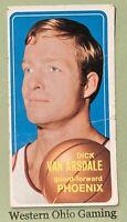 1970-71 Topps Dick Van Arsdale #45 Basketball Card