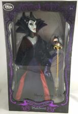 """Disney Store Sleeping Beauty Maleficent 17"""" Limited Edition Doll LE 4000"""