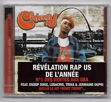 CD RAP AMERICAIN / CHINGY - JACKPOT / ANNEE 2003 (NEUF SOUS CELLO)