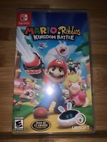 Mario + Rabbids Kingdom Battle (Nintendo Switch, 2017)