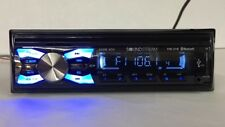 Radio for LS cab tractor AM/FM/SD/USB/Aux/BT SoundStream with plugs and hardware