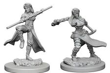 D&D Nolzur's Marvelous Miniatures Human Female Monk (2)