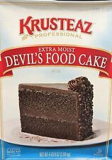 4 Pounds 8 Ounces Krusteaz Extra Moist Devil's Food Cake Mix