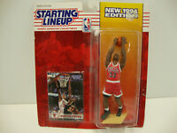1994 Starting Lineup Scottie Pippen Chicago Bulls Kenner Basketball Figure