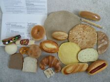 Imitation Breads from around the World Food Home /Shop Prop Teaching Aid *