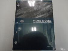 2006 HARLEY DAVIDSON VRXSE Models Parts Catalog Manual Book New OEM Factory
