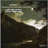 Schubert: Complete Works For Violin And Piano [Alina Ibragimova, Cédric Tiberghi