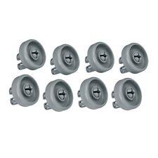 8x ROULEAU Panier roues inférieur Lave-vaisselle comme WHIRLPOOL IGNIS
