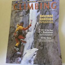 Climbing Magazine Canadian Rockies Sheffield February 1, 1995 060717nonrh