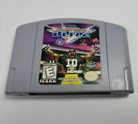 NFL Blitz (Nintendo 64 N64, 1997) Cartridge Only, OEM Authentic