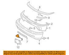 GM OEM Frame-Bumper Bracket Right 12474013