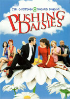 Pushing Daisies: The Complete Second Season (Season 2) (4 Disc) DVD NEW